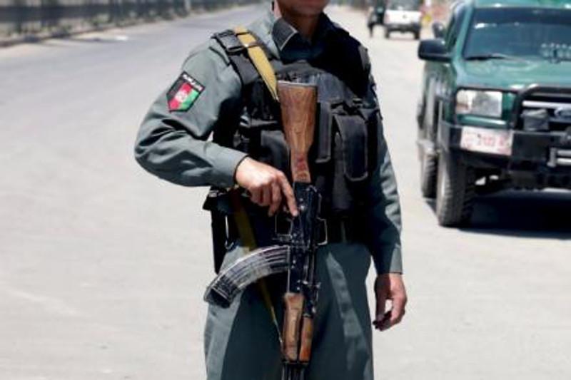 Ауғанстанда мина қойылған көлік жарылып, 7 полицей қаза тапты