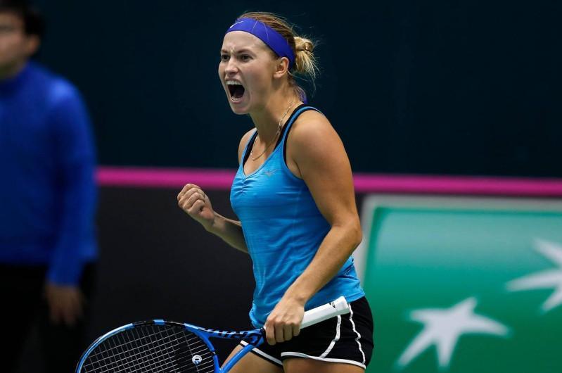 Стала известна соперница Юлии Путинцевой по первому кругу турнира в США