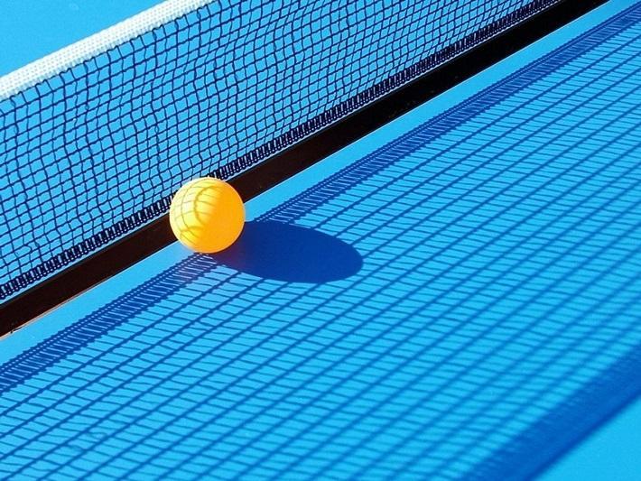 Открытый чемпионат Казахстана по настольному теннису: лидирует клуб из Шымкента