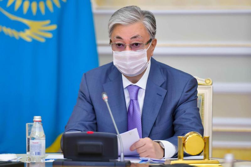 Qazaqstan Prezıdenti Qasym-Jomart Toqaevtyń aptalyq jumysyna beınesholý