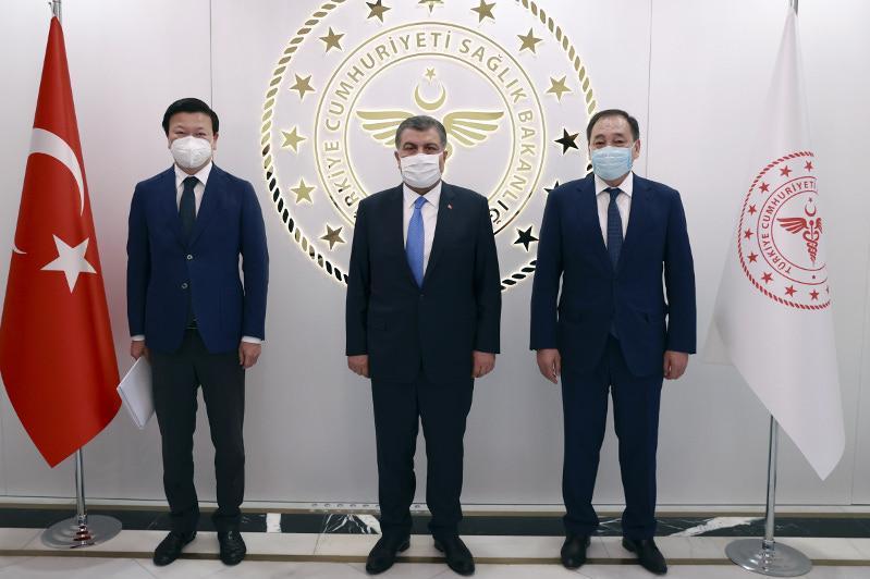哈萨克斯坦与土耳其讨论复航事宜