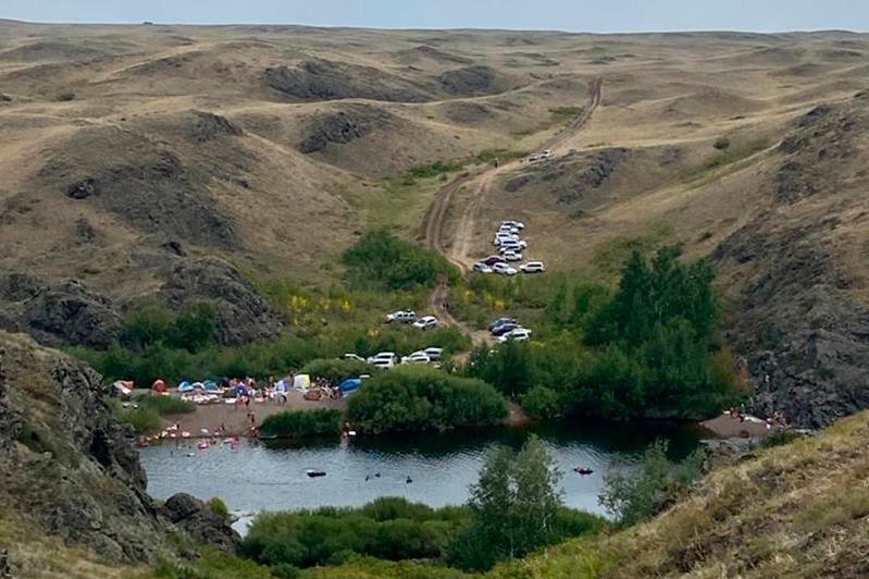 За нарушения в каньоне Бестобе и Селетинском водохранилище будут штрафовать