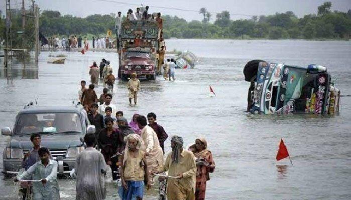 Monsoon rains claim at least 58 lives in Pakistan