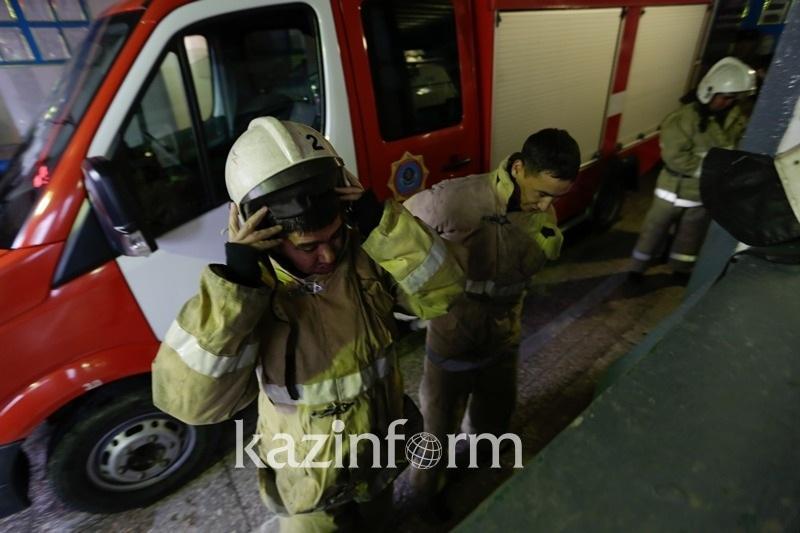 Рейды по частному сектору проведут пожарные в СКО