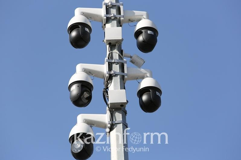 Десятки преступлений раскрыты с помощью камер видеонаблюдения в Атырау