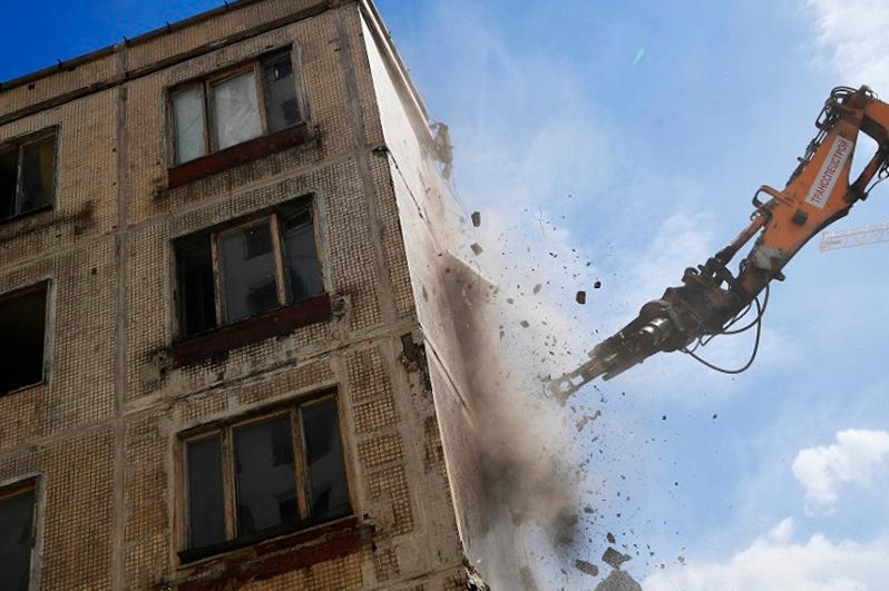 Пять жилых кварталов планируют снести в Петропавловске