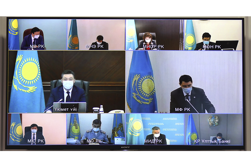 Slowly easing of quarantine measures to be considered in Kazakhstan