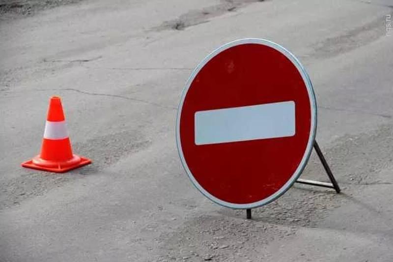 Улицу Жубанова частично перекроют до 28 августа в столице