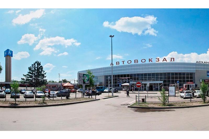 Как работает автовокзал Караганды в режиме карантина