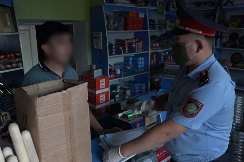 Более 300 нарушений карантина выявлено в Туркестане