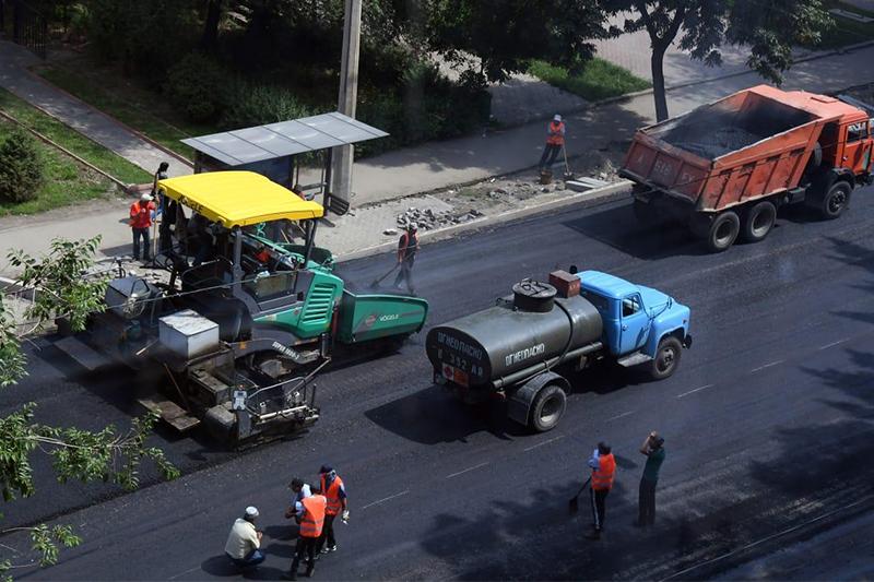 111 км новых дорог построят на окраинах Алматы