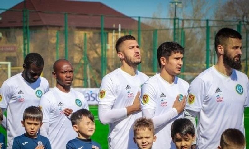 Объявлено время и место проведения первого матча «Ордабасы» в Лиге Европы