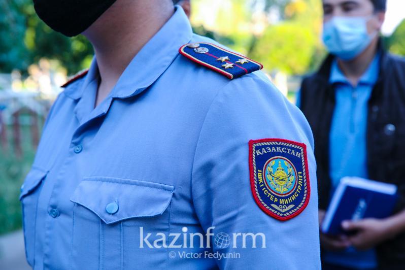 Более 80 фактов нарушения карантина выявили карагандинские полицейские