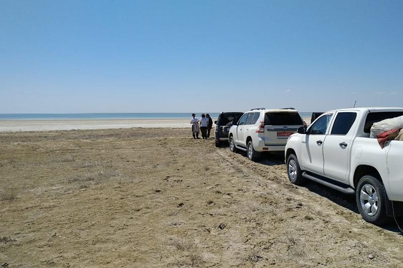 哈萨克斯坦将拍摄关于咸海的新纪录片