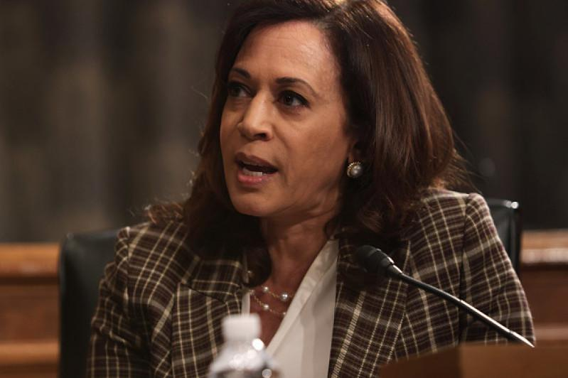Biden picks Sen. Harris as running mate, 1st black woman VP candidate