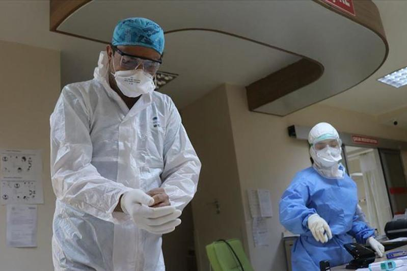 Turkey confirms 1,183 new cases of COVID-19