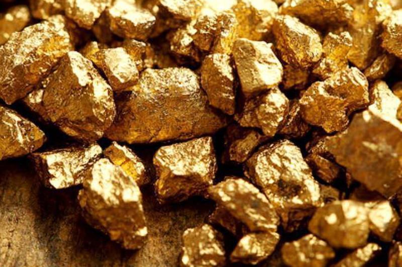Мешок с драгоценным металлом похитил водитель золотодобывающей компании