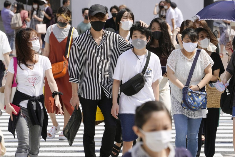 Tokyo reports 222 more coronavirus cases