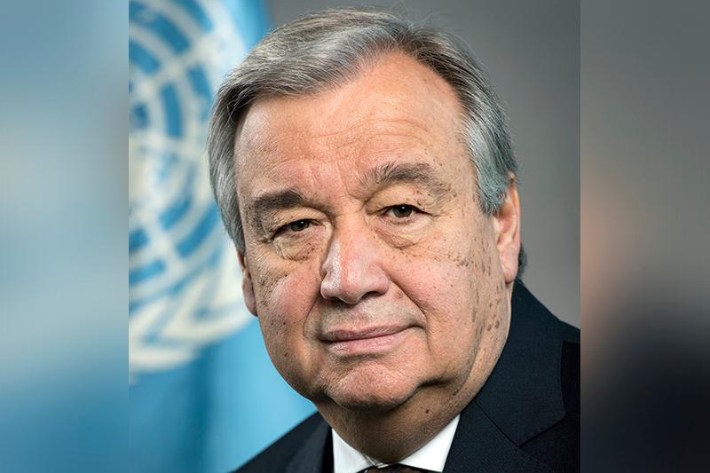 UN Chief calls on leaders to enable world's youth to enjoy lives of safety, dignity and opportunity