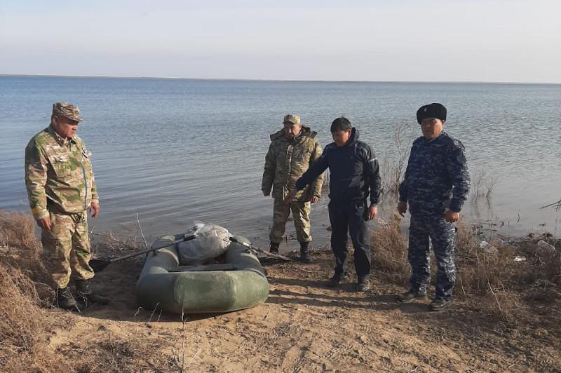 Факты браконьерства и незаконного обращения с краснокнижными животными выявили в Туркестанской области