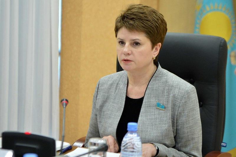 Senatqa saılaý: SQO-da Olga Perepechına jeńiske jetti