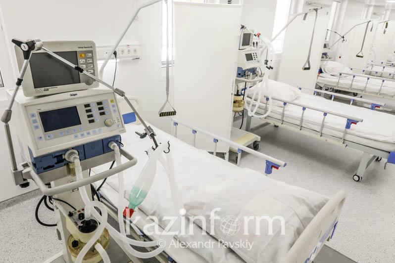 Количество пациентов в больницах столицы снизилось в 10 раз