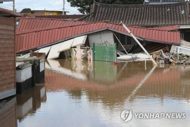 Gov't doubles state aid for disaster relief in S Korea