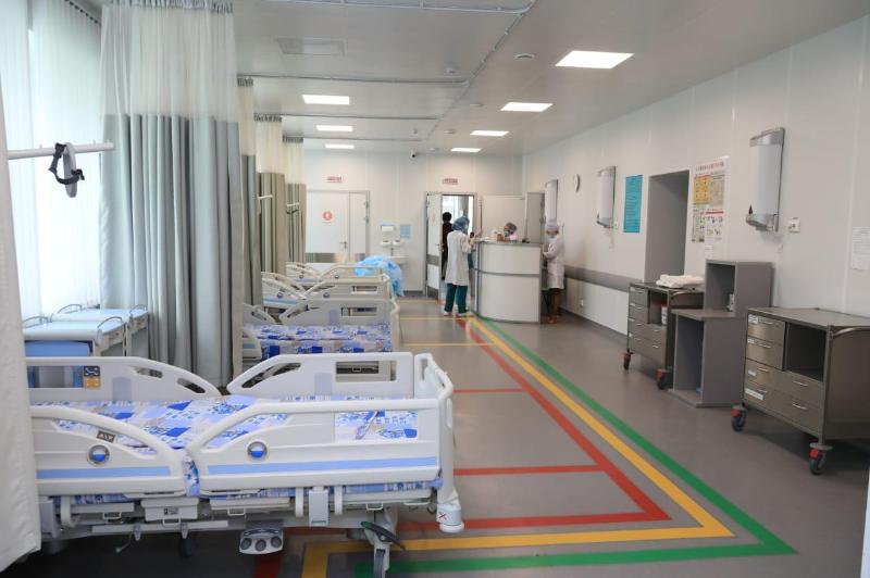 Карантин: Алматыда кардиологиялық орталық қызметі қалай жұмыс істеуде