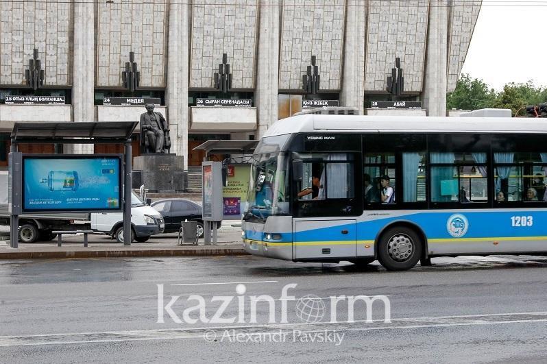 Almatyda trolleıbýs ınfraqurylymyn modernızatsııalaý kelesi jyly aıaqtalady