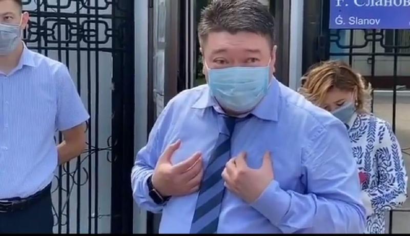 Алексей Цой поручил начать служебное расследование в отношении главного санврача Алматинской области