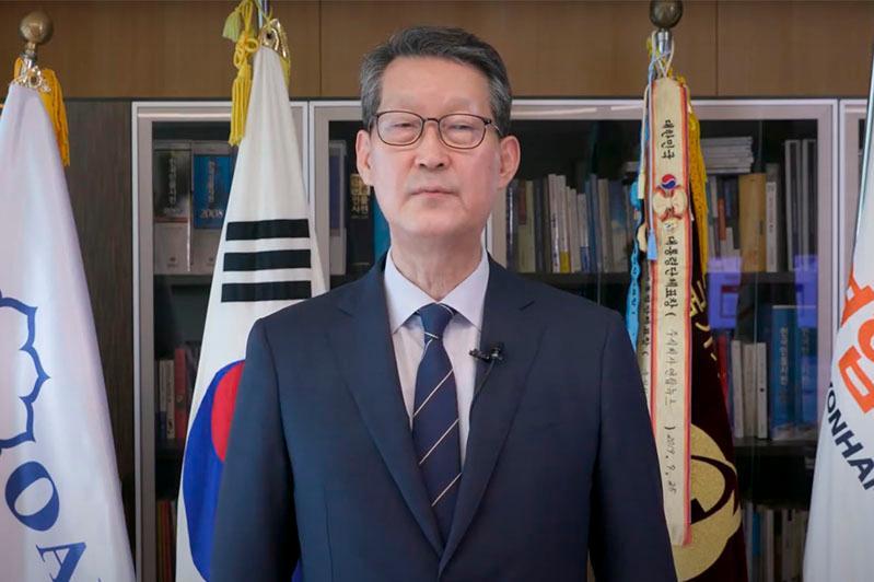 Президент Yonhap News Agency: Казинформ  - самый авторитетный и надежный медиахолдинг в РК