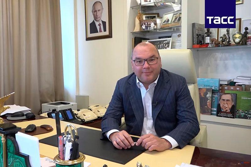 Гендиректор ТАСС: Казинформ занимает достойное место среди новостных служб мира