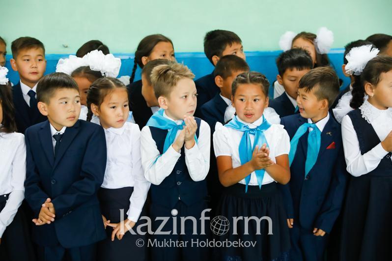 今年首都将为困难家庭在校子女提供4万坚戈/人补贴
