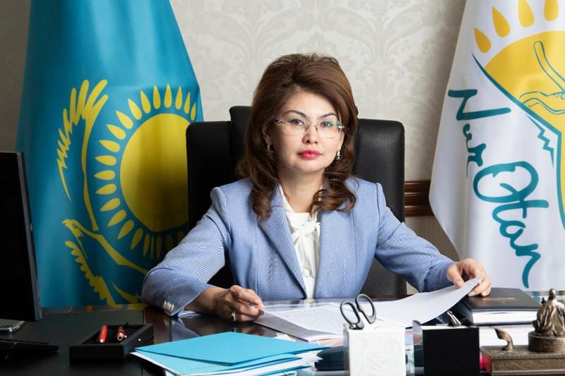 Аида Балаева: МИА «Казинформ» - прошедший испытание временем, авторитетный и главный информационный ресурс Казахстана