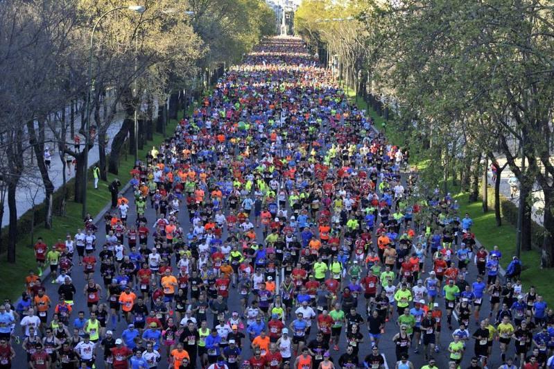 Мадридский марафон в 2020 году не состоится