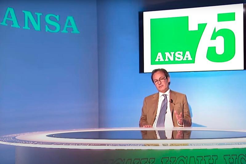 «ANSA» ақпарат агенттігі ҚазАқпаратты мерейтойымен құттықтады