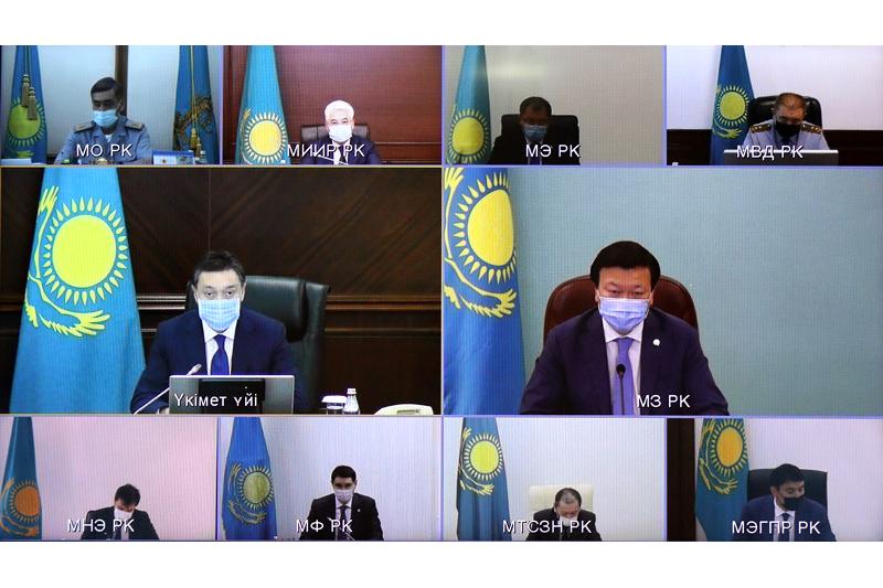 Госкомиссия утвердила план поэтапного снятия карантинных мер с 17 августа