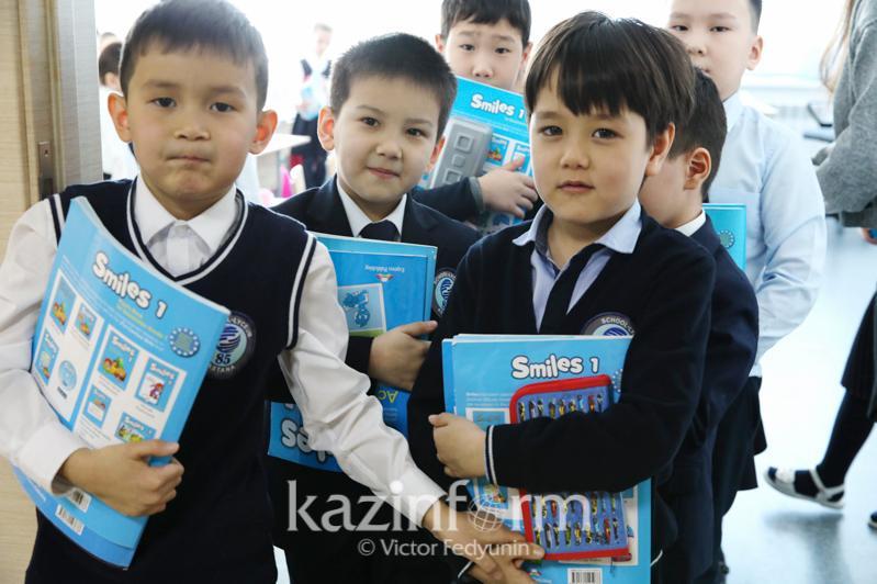 Более 25 тысяч первоклашек пойдут в столичные школы