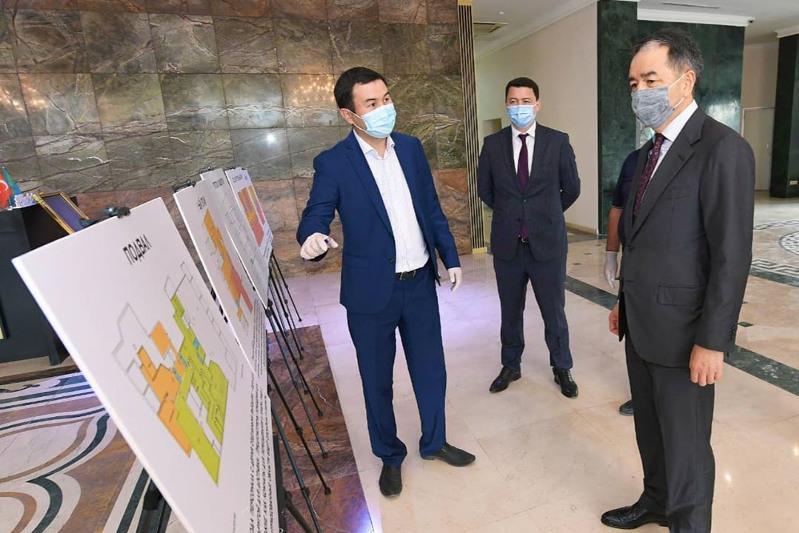 Коронавирус: Алматыда екі қонақүй ауруханаға айналады