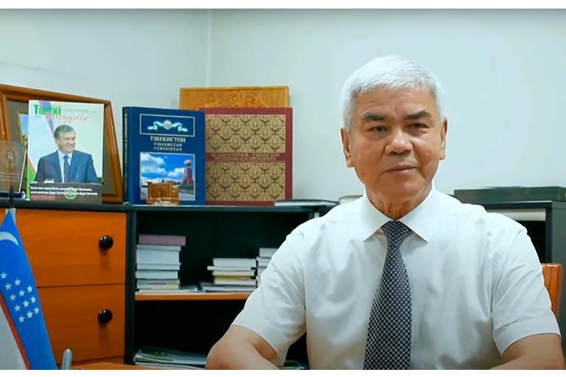 乌通社社长致信祝贺哈通社成立100周年