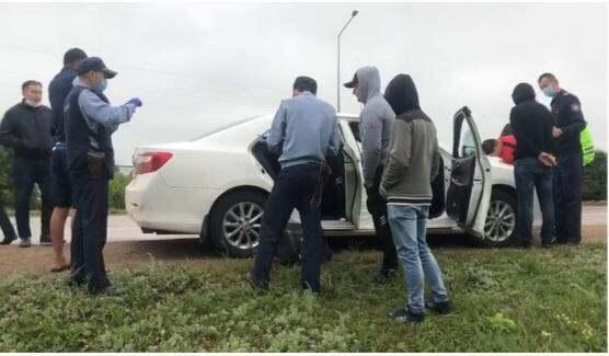 Нұр-Сұлтан қаласында есірткі тасымалдаумен айналысқан топ ұсталды