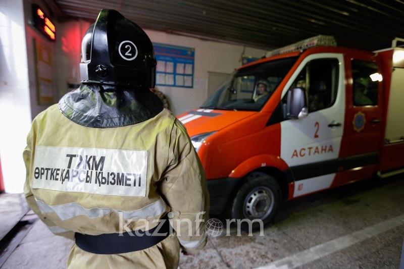 В Таразе озаботились отсутствием пожарных гидрантов в многоэтажках