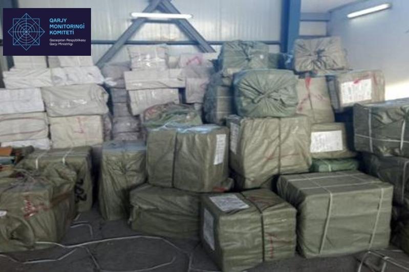 Экономическая контрабанда на 34 млн тенге выявлена на таможенном посту в ВКО