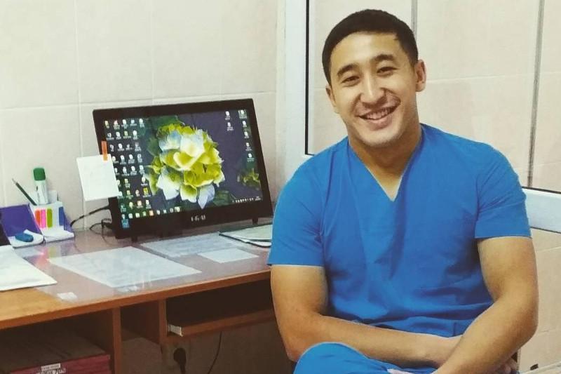 Врач костанайской поликлиники рассказал свою историю «войны с коронавирусом»