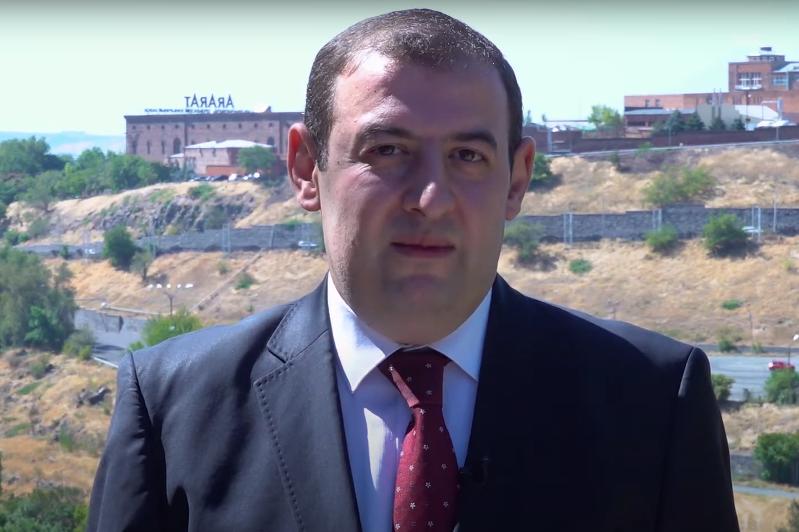 亚美尼亚通讯社祝贺哈通社成立100周年