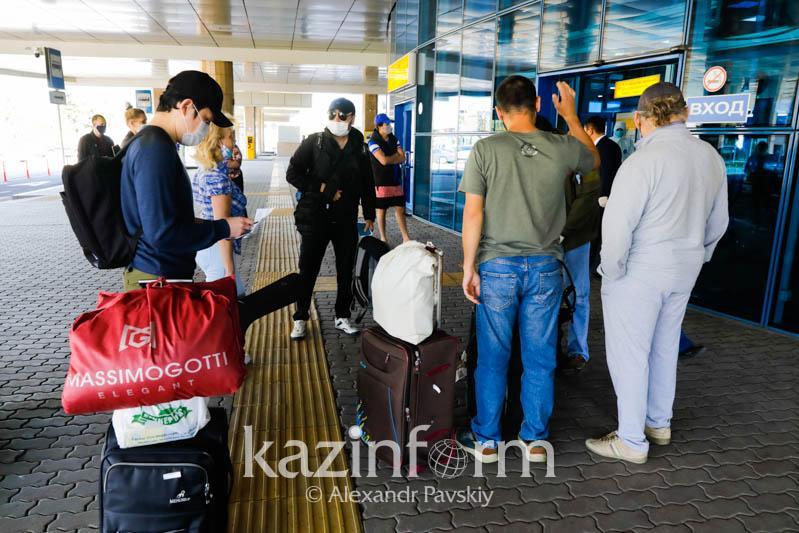 Условия въезда в Казахстан назвала главный санврач РК