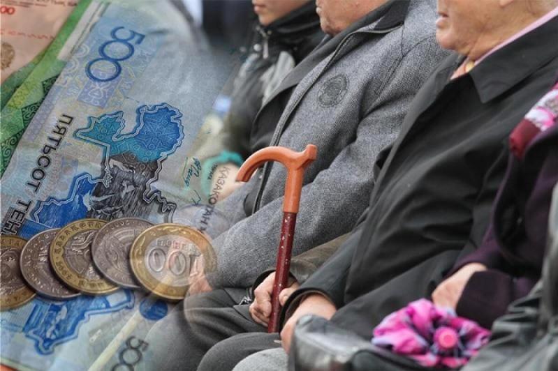 С начала года казахстанцам выплачено пенсий на более чем 1,4 трлн тенге
