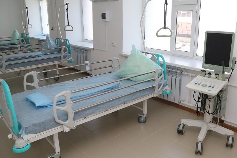 В Карагандинской области законсервировали большинство госпиталей, где лечились больные COVID-19