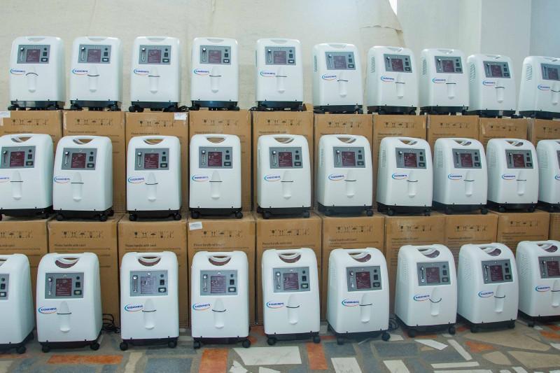 1 200 кислородных концентраторов поступят в больницы Карагандинской области