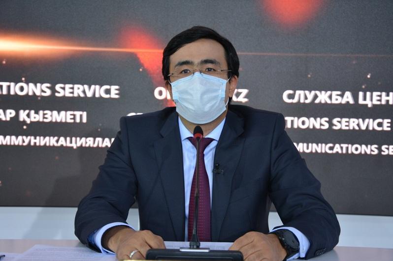 Поддержка в рамках ДКБ-2025 доступна сельскому бизнесу - Рустам Карагойшин